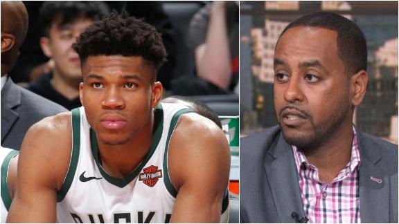 How siginificant is Giannis' first playoff series win?