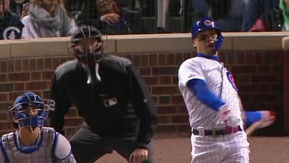 Cubs jack two three-run HRs in sixth