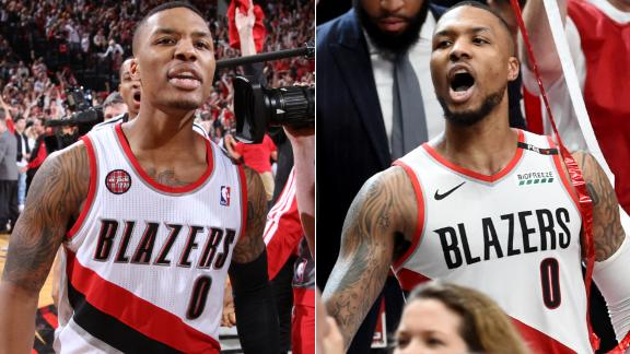 Lillard throws it back to 2014 with latest buzzer-beater