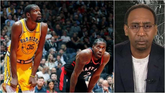 Stephen A.: Clippers optimistic they'll land Kawhi, KD