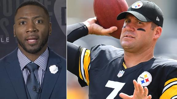 Roethlisberger facing the most pressure of any Steelers player