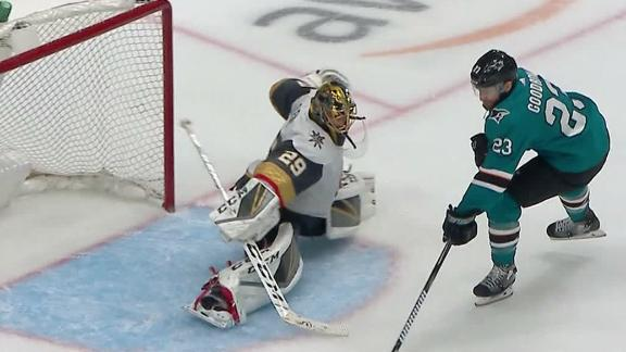 Goodrow's OT goal gives Sharks Game 7 victory