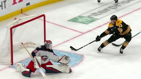 Coyle wins it for Boston in OT