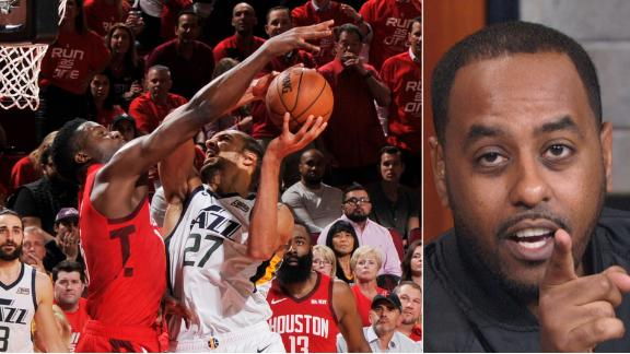 Rockets' defense is the biggest threat to the Warriors