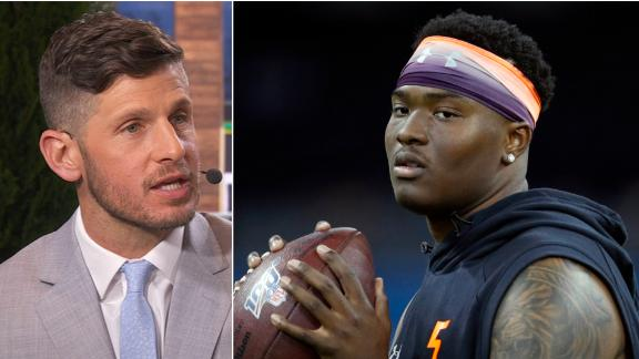Orlovsky: Haskins the right move for Redskins
