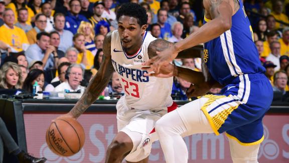 Lou-Will drops 33, Clippers force Game 6