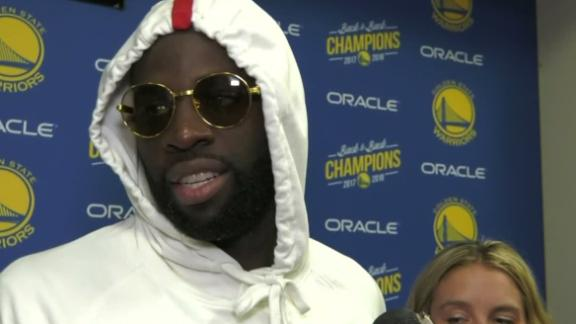 Draymond: 'You think I give a damn about getting a tech?'