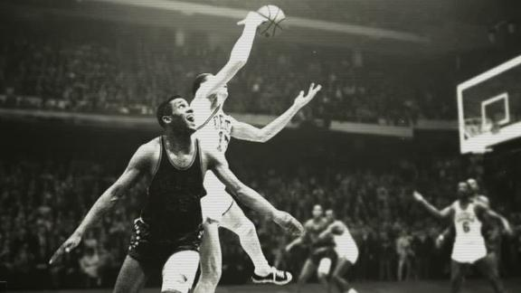 Havlicek's most memorable moment in Celtics history