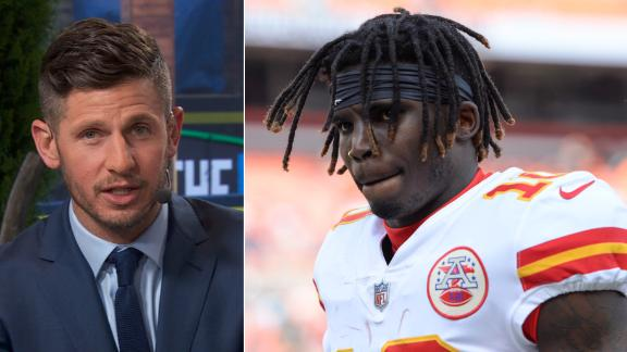 Orlovsky: If true, Tyreek Hill should never play in NFL again