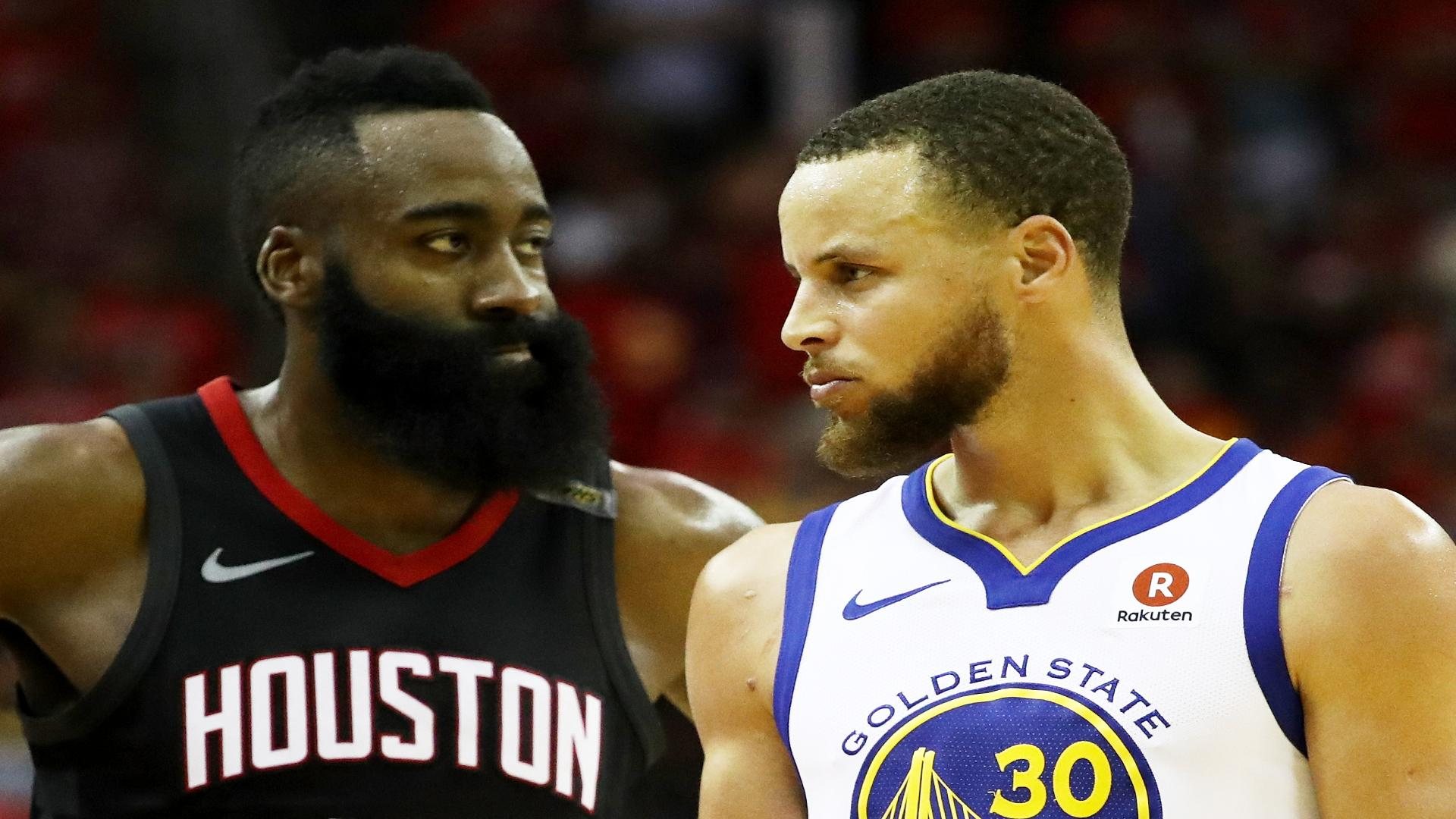 Warriors and Rockets set for epic 2018 WCF rematch