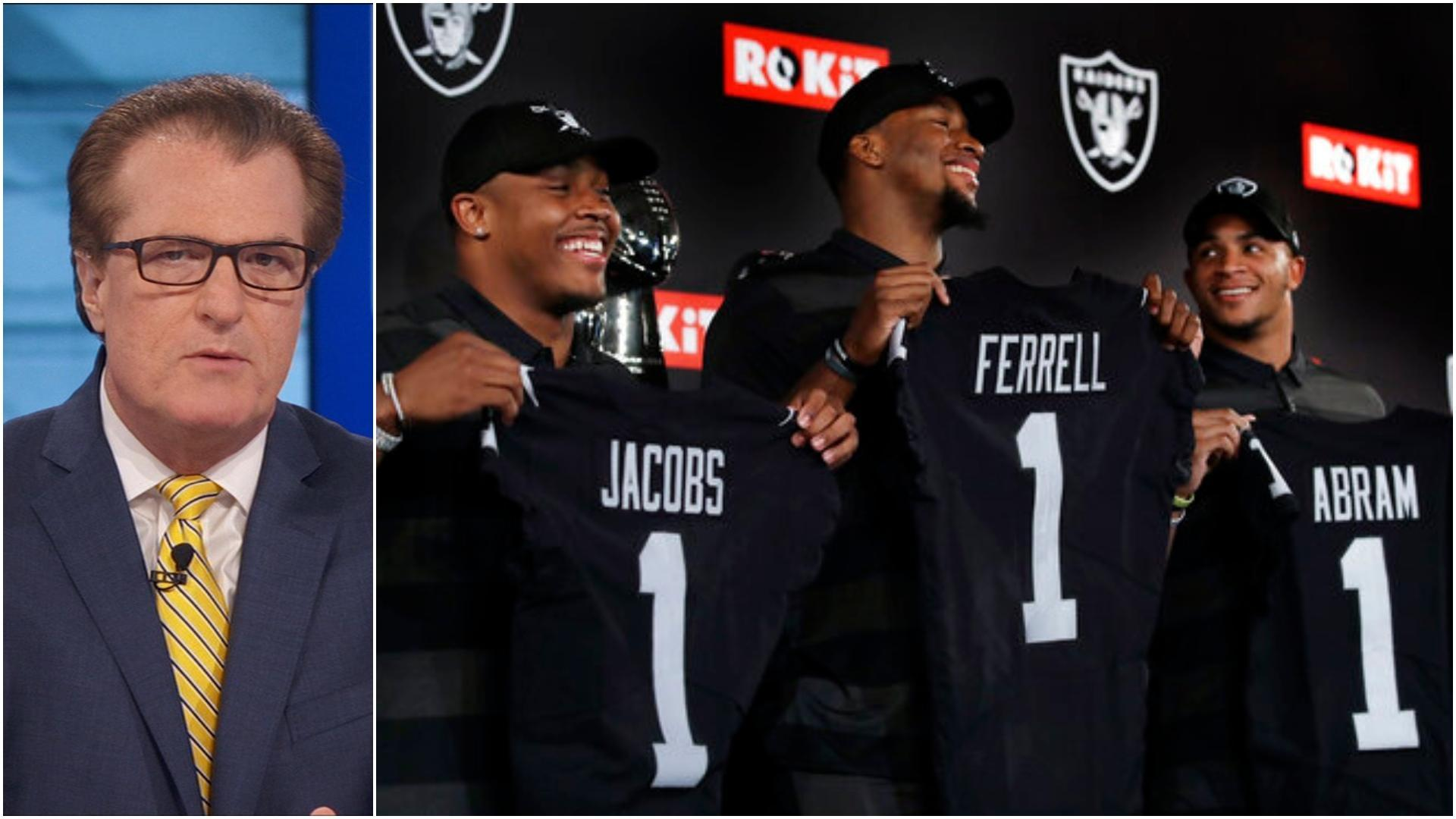 Kiper predicts Raiders will win the AFC West