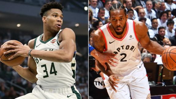 Thomas: Raptors will beat Bucks in Eastern Conference finals