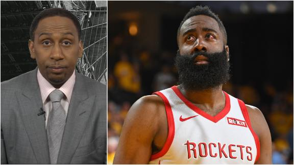 How much pressure is on Harden in Game 3?