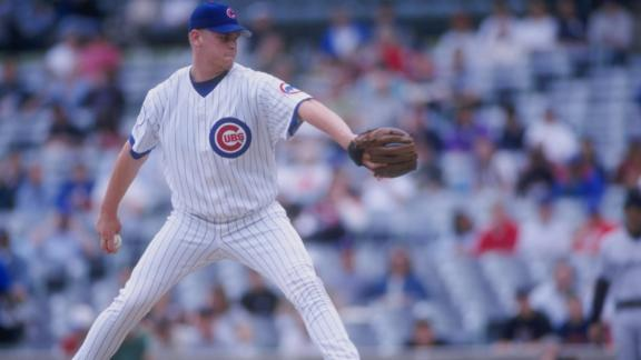 Kerry Wood dominates Astros with 20 Ks