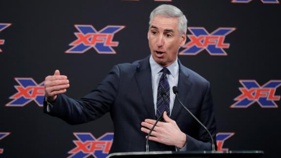 XFL commissioner knows importance of multi-year commitment