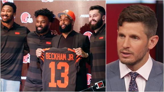 Orlovsky: Browns will be in title hunt in next 5 years