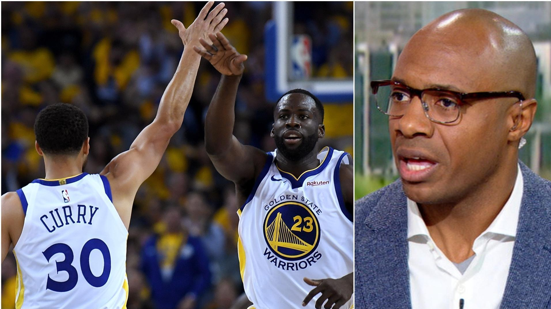 f2a2b11220bf Williams  Home court advantage will give Warriors series win. Jay Williams  explains ...