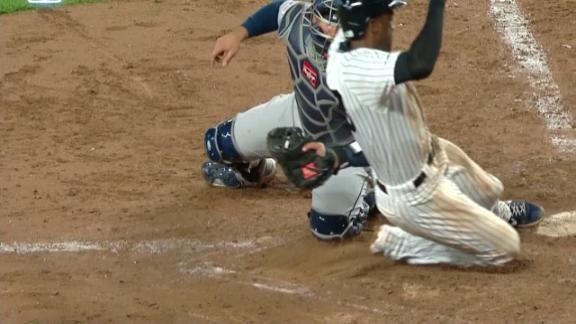 Yankees rally in 9th to win on walk-off single