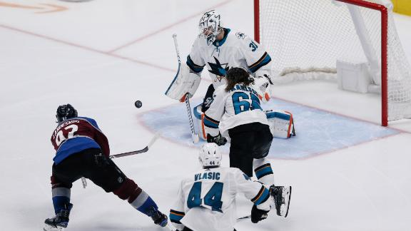 Landeskog nets OT winner as Avs force Game 7