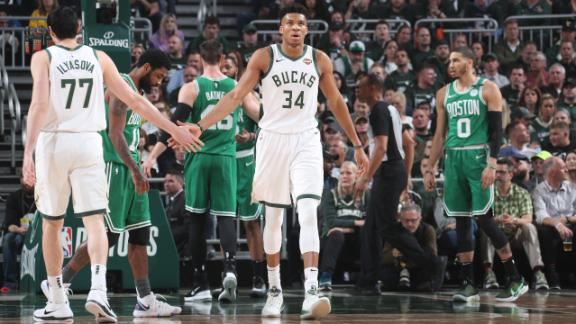 Bucks move on to Conference Finals after Game 5 rout