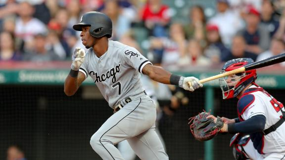 Tim Anderson: 'I dont care' about baseballs unwritten rules