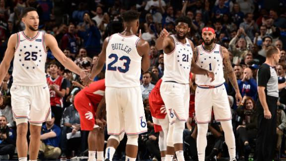 Embiid, Simmons, Butler lead Sixers to Game 6 win