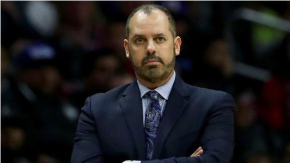 Woj: Phil Jackson signed off on Lakers' hiring of Vogel