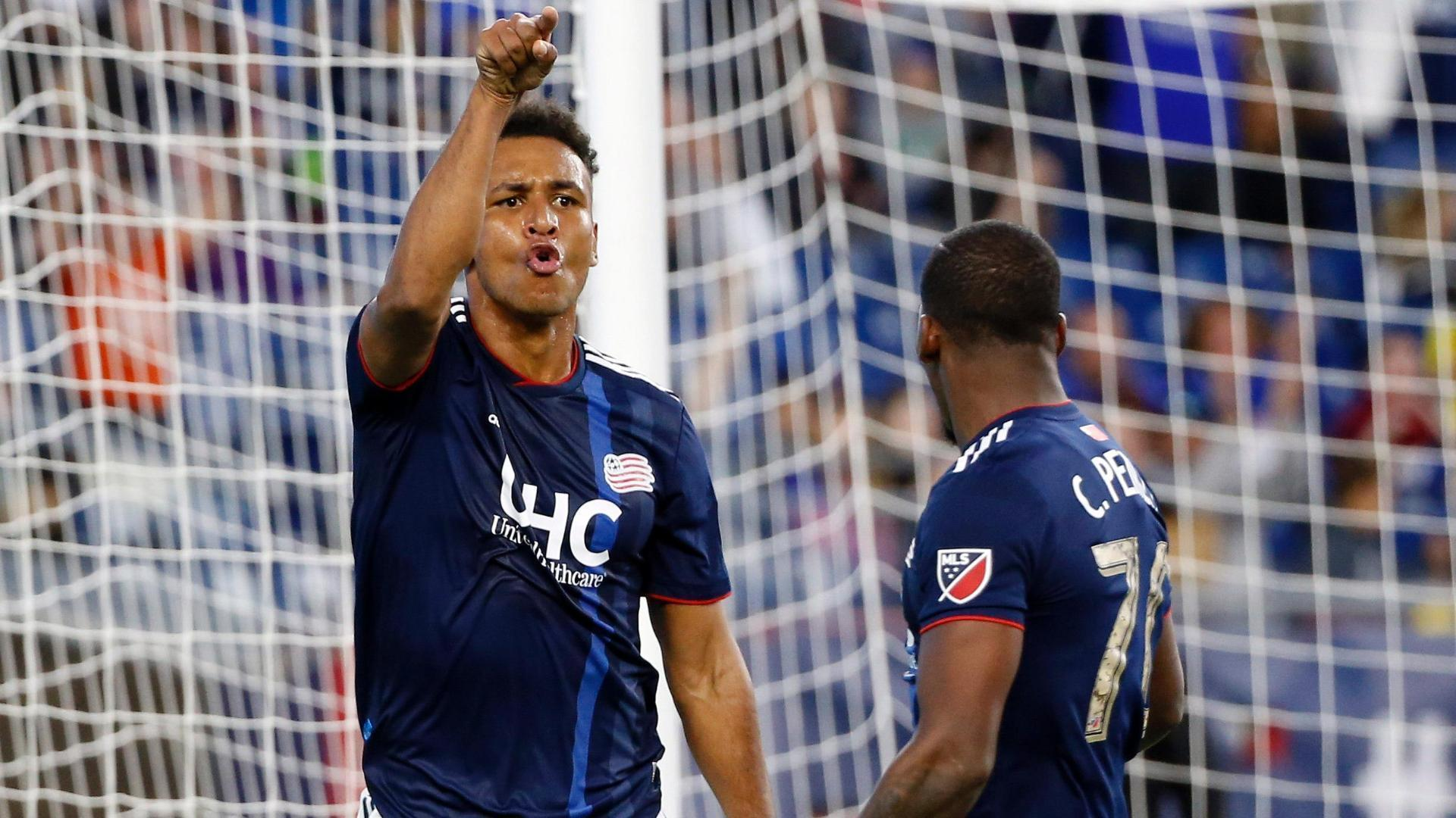 Agudelo puts Revs ahead in first game after Friedel firing