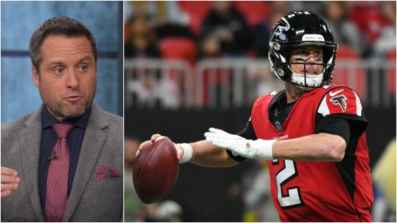 Graziano: Falcons are very committed to Matt Ryan at QB