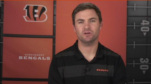 Taylor optimistic about Bengals' future