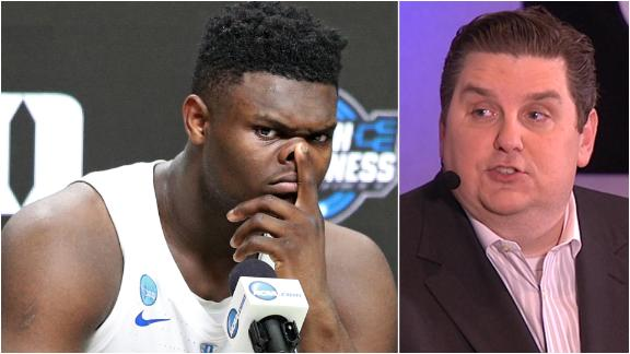Could Zion really snub Pelicans, return to Duke?