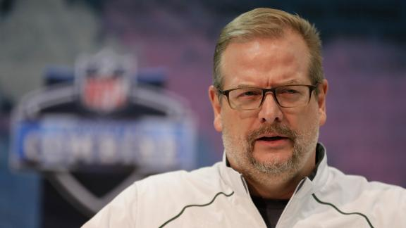 Jets fire GM Maccagnan, Gase to step in as interim
