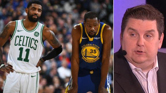 Windhorst: NBA moving up free agency is 'a sign of the times'