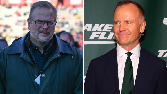 Jets CEO on firing GM: 'Never a good time' for this decision