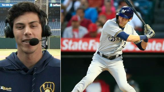 A change in batting stance took Yelich's career to new heights