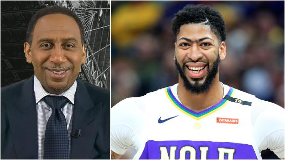 Which is the better destination for Davis: Knicks or Lakers?