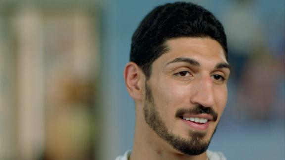 Kanter opens up about dispute with Turkish government