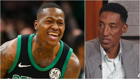Pippen: Rozier 'great fit' for Bulls