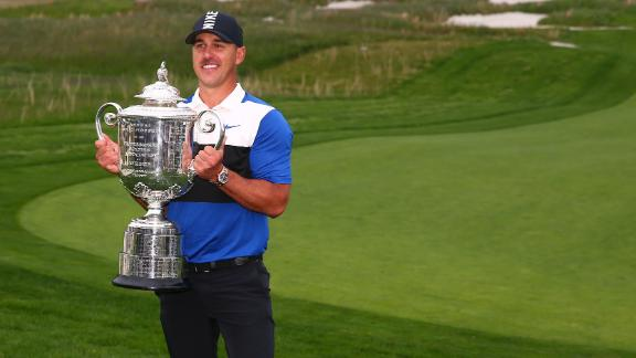 Koepka wins PGA Championship for 4th major victory
