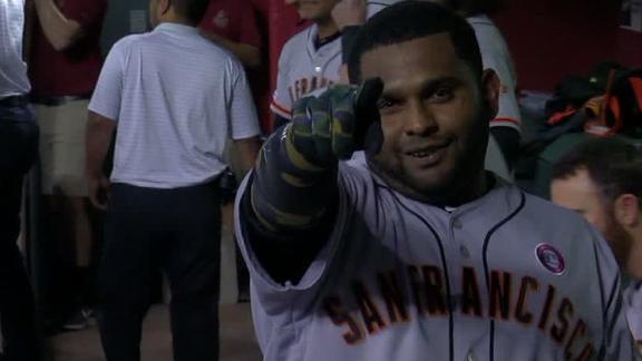 Sandoval, Belt add late HR in win