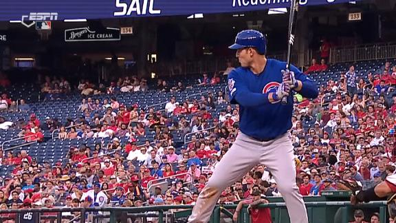 Rizzo extends the lead with a solo shot
