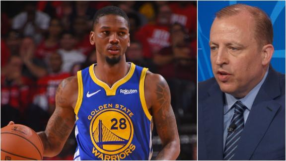 Thibodeau: McKinnie needs to step up for Warriors