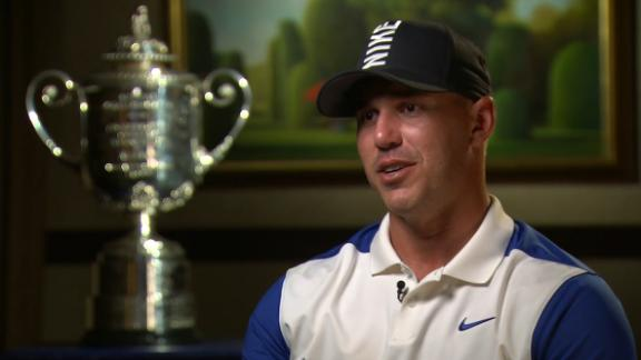 Koepka: 'It's kind of funny' to have won four majors so young