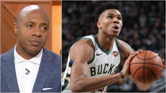 Williams: Giannis' FT shooting is a 'major concern' for the Bucks