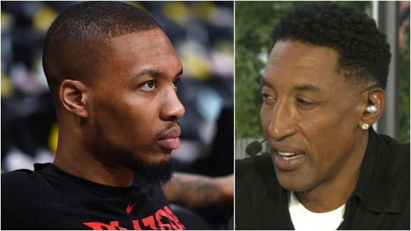 Pippen: Now isn't the time to offer Lillard supermax