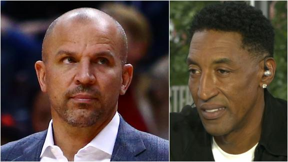 Pippen doesn't see Kidd as a threat to Vogel