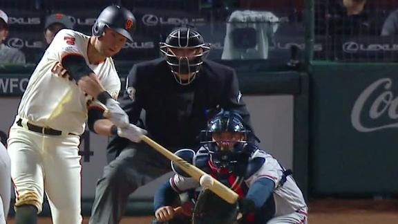Panik rips walk-off two-run single to right
