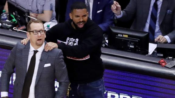 Nurse not distracted by Drake, Budenholzer begs to differ