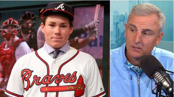 Wingo: Stewart signing in Japan is a 'problem for baseball'