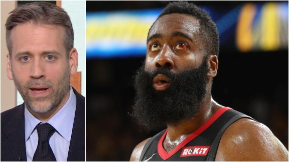 Max not sold on Harden as All-NBA first team